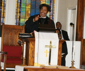 rev sharon caldwell